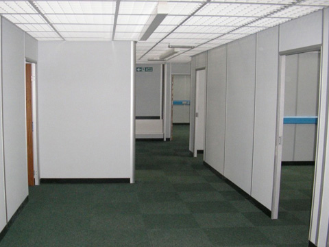 wooden office partitions. bespoke office partitions swindon partitioning in wiltshire wooden
