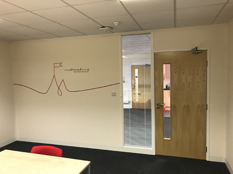 Office fit outs, office refurbishment Swindon