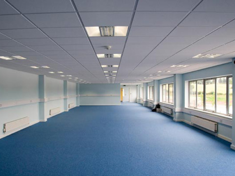 A Amp M Project Services Mezzanine Floors Swindon Suspended